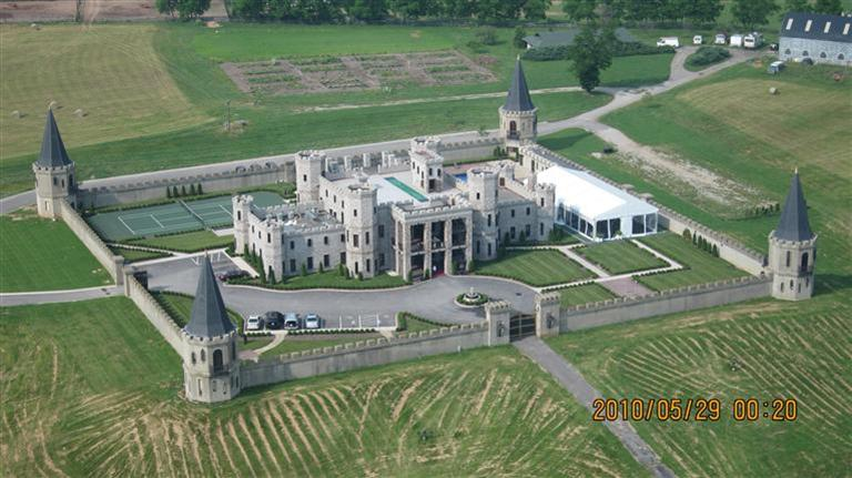 Kentucky Castle 30 000 000 Pricey Pads