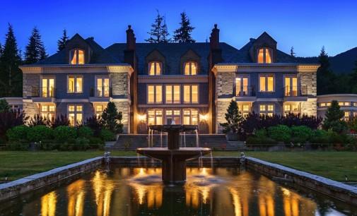 Exquisite English Manor Estate – $7,995,000