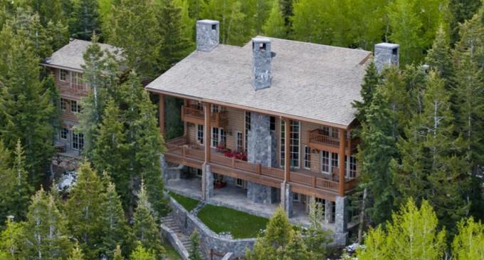 Exclusive Bald Eagle Estate – $20,500,000