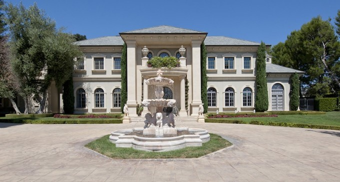 Adrienne Maloof's Beverly Park Estate – $26,000,000