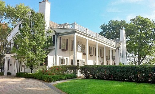 Historic Mansion to be Torn Down