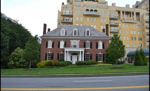 Free Historic Buckhead Mansion