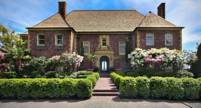 Extraordinary Classic Home – $6,800,000