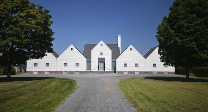 Modern Riverfront Farmhouse – $1,950,000