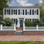 c.1850 Federal Colonial – $745,000