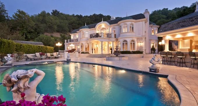 Magnificent Studio City Chateau – $7,785,000