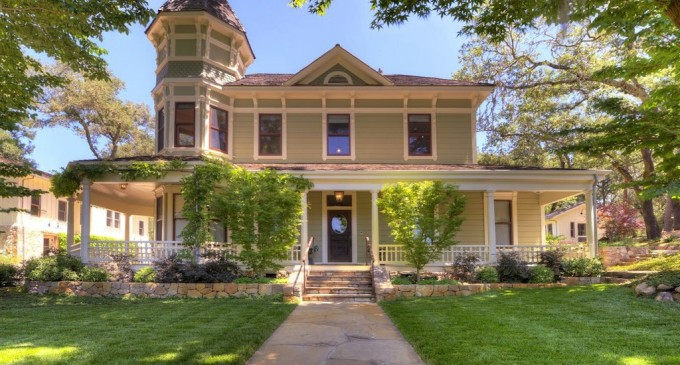 Landmark Victorian Home – $5,995,000