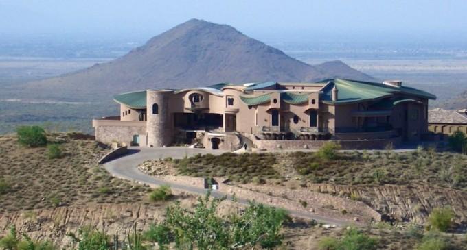 Architectural Opulent Estate – $6,490,000
