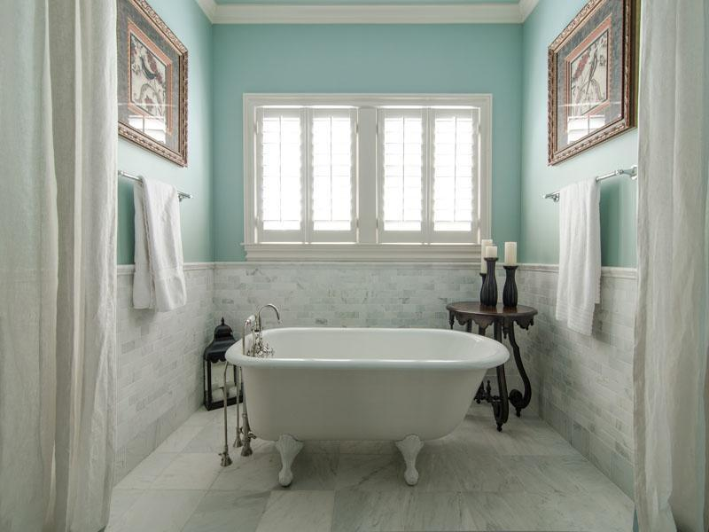 Gray And Turquoise Bathroom Part - 33: Pricey Pads
