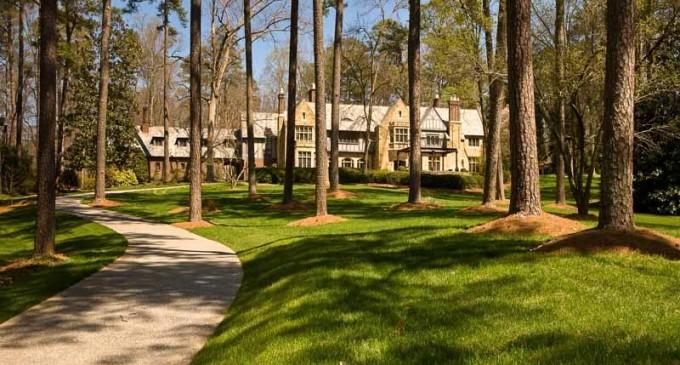 Extraordinary Buckhead Estate – $14,900,000
