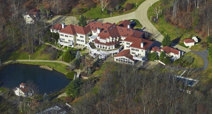 50 Cent's Palatial Estate – $9,999,999