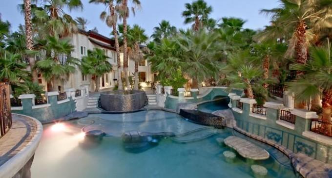 Gated Las Vegas Haven – $3,900,000