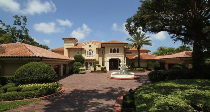 Timeless Mediterranean Estate – $14,900,000