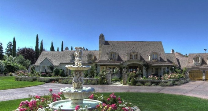 Majestic Fairytale Estate – $13,800,000