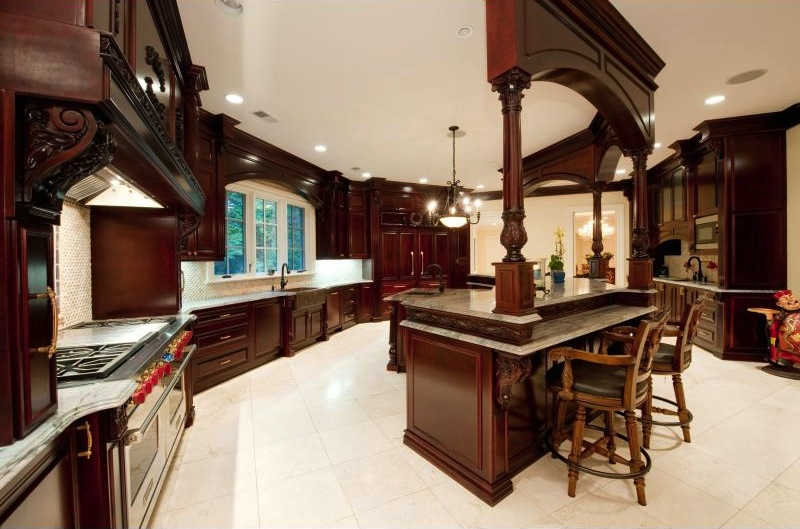Exquisite Stone Mansion - $19,000,000 - Pricey Pads