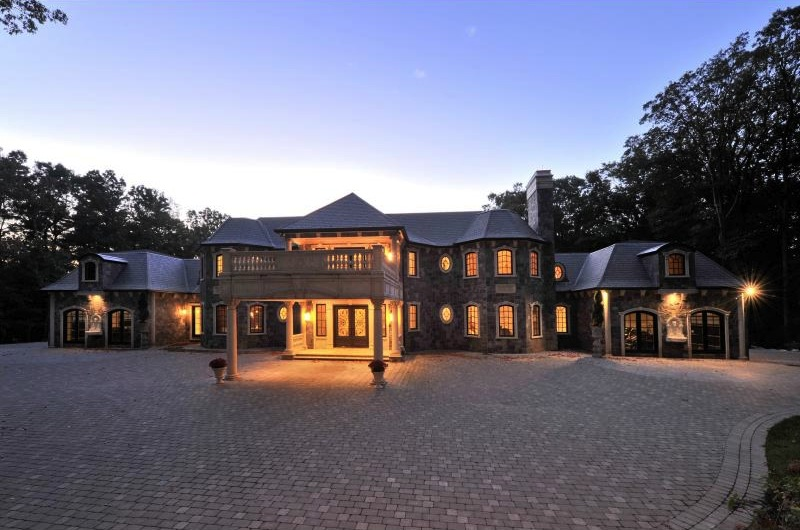 Exquisite Stone Mansion 19 000 000 Pricey Pads