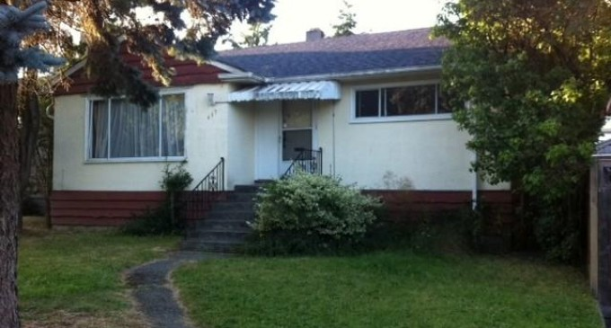 $1.3 Million Teardown