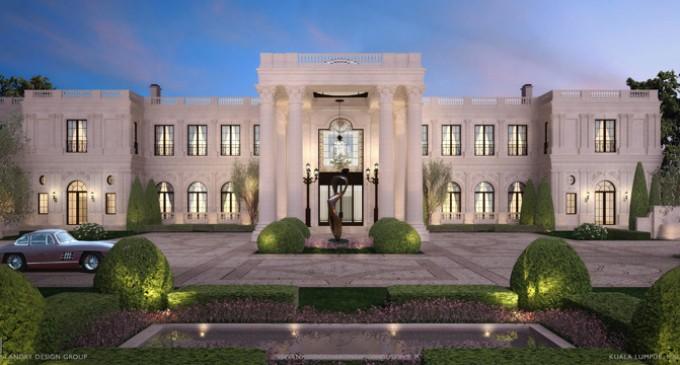 Swan Lodge by Landry Design Group