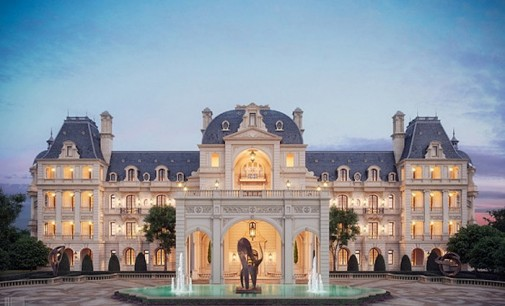 Haiyi Château by Landry Design Group