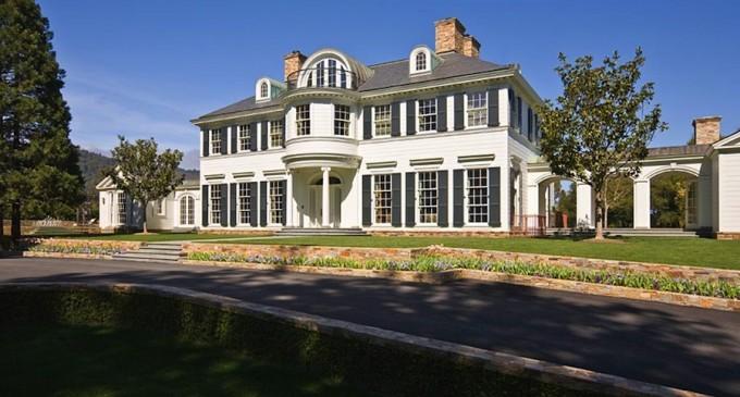 Woodside Mansion sells for $117,500,000