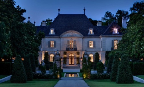 Dallas Estate Unofficially listed at $135 Million