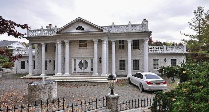 Victoria Gotti's Neglected Mansion