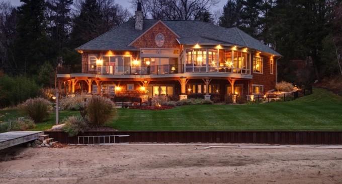 Spring Lake Waterfront – $3,895,000
