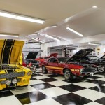 Car Collector's Dream Garage!