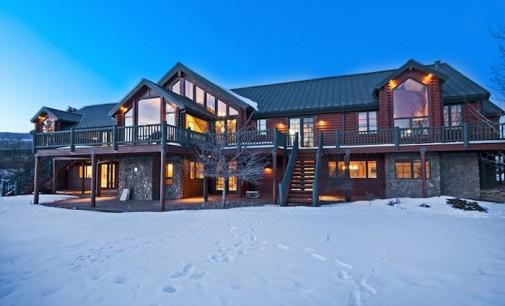 Private Mountain Retreat – $4,195,000