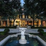Mediterranean Preston Hollow Estate – $7,000,000