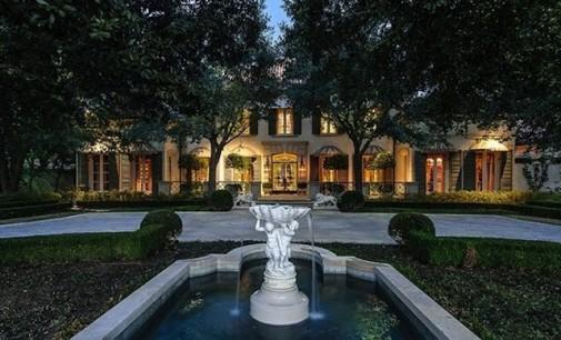 Mediterranean Preston Hollow Estate – $7,000,000
