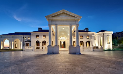 Tycoon drops price of two of America's Priciest Homes