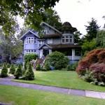 Vancouver Mansion in 'Happy Gilmore'