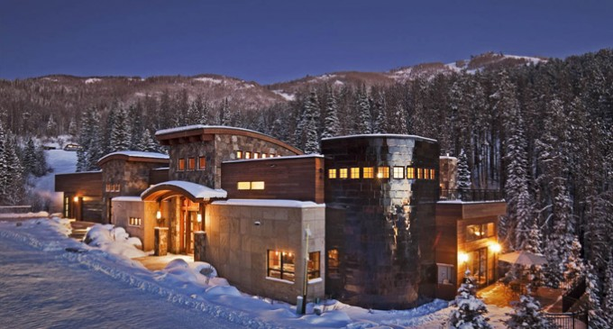 Over the Edge Chalet Vacation Rental