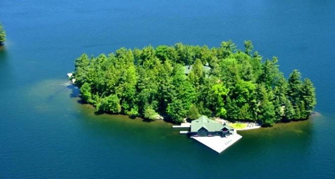 St. Helen's Island – $9,900,000