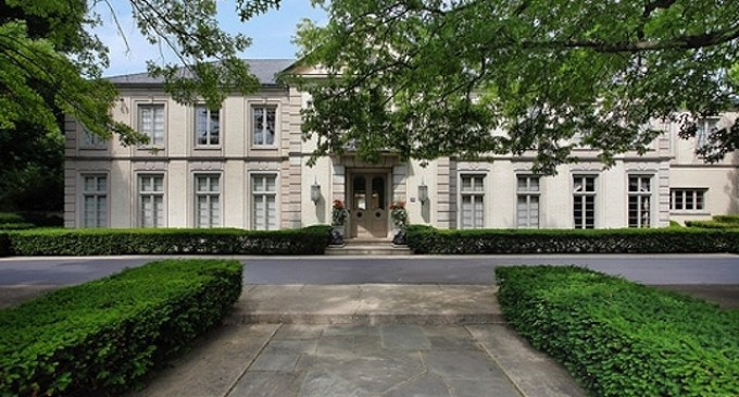 Exceptional French Regency Estate – $9,400,000