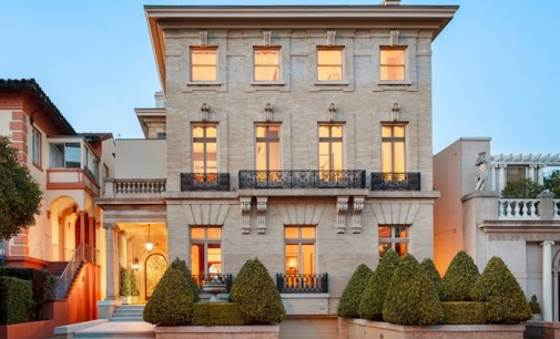 The Hellman Mansion sells for $12.75 Million