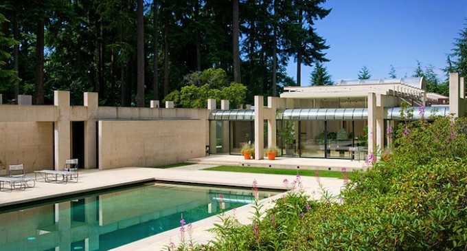 Arthur Erickson Pacific Northwest – $3,695,000