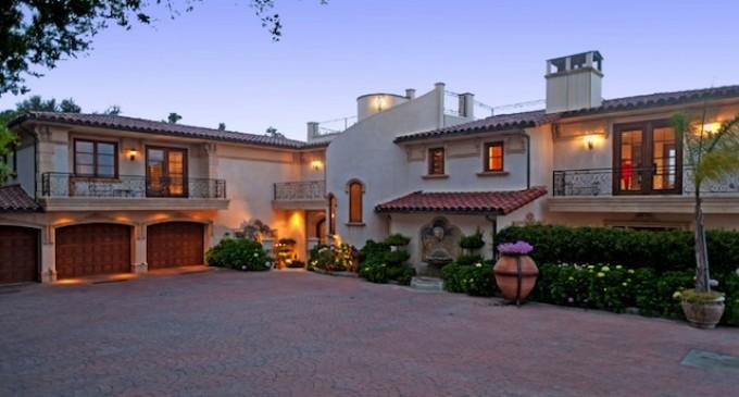 Stunning Mediterranean Villa – $9,700,000