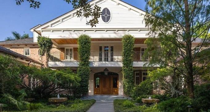 Classical Georgian Manor – $32,000,000