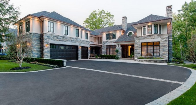 Oakville Masterpiece – $9,500,000