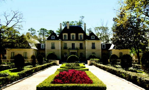 Exquisite French Château turned Empty Shell
