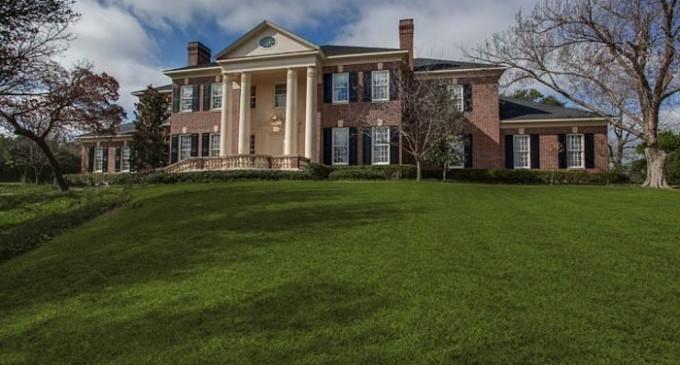 Hilltop Mansion – $6,500,000