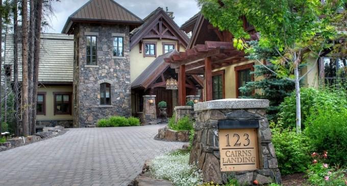 $12.7 million Alberta Mansion goes up for sale