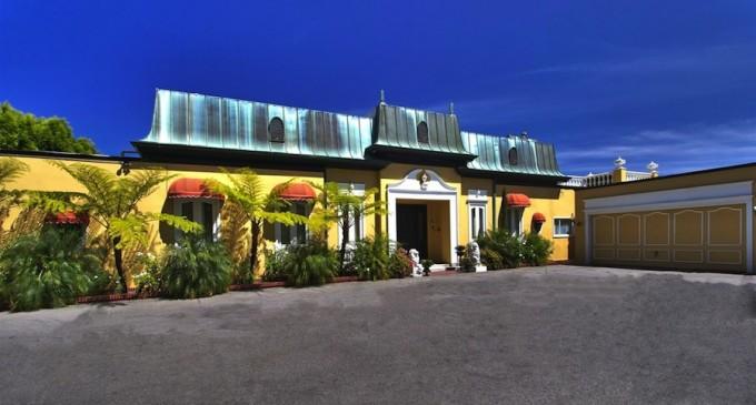 Zsa Zsa Gabor's Bel Air mansion finally sells