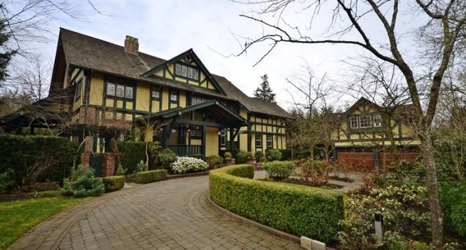 1911 Eclectic Tudor Revival – $7,680,000