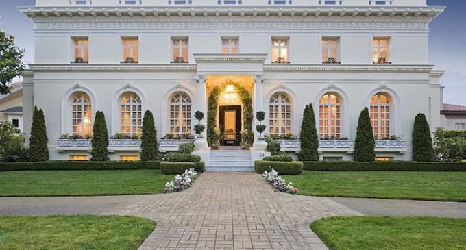 Magnificent Beaux Arts Mansion – $8,980,000
