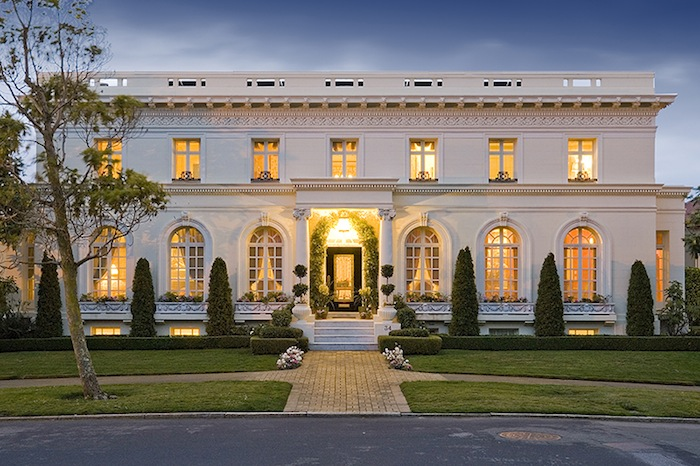 Magnificent beaux arts mansion 8 980 000 pricey pads for 34 presidio terrace