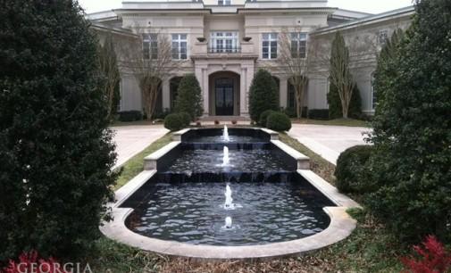 Evander Holyfield's Mansion Back on the Market