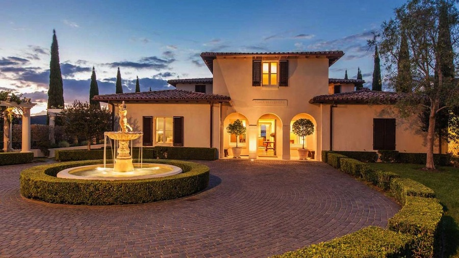 Villa belvedere price upon request pricey pads